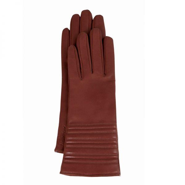 Gretchen - Handschuhe Six - Milk Chocolate