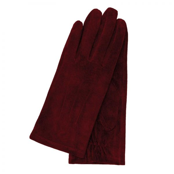 Gretchen - Damen Handschuh - Avesta - Kirsch Rot - 7,5
