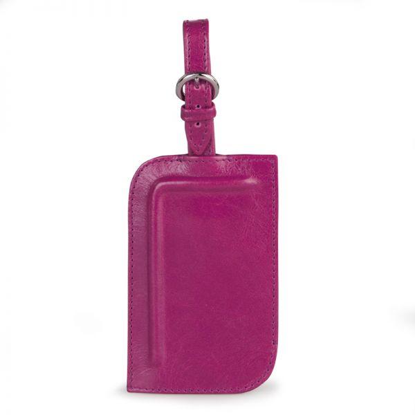 Gretchen - Tango Luggage Tag Two - Iris