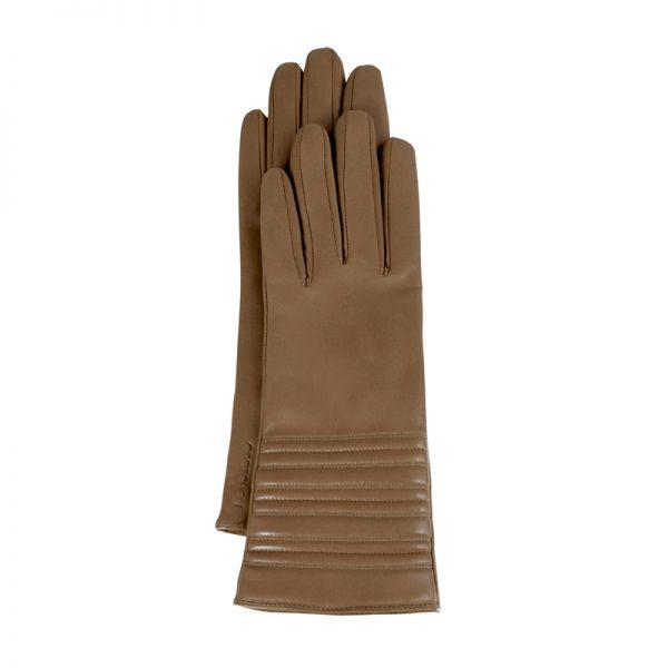Gretchen - Handschuhe Six - Soft Taupe