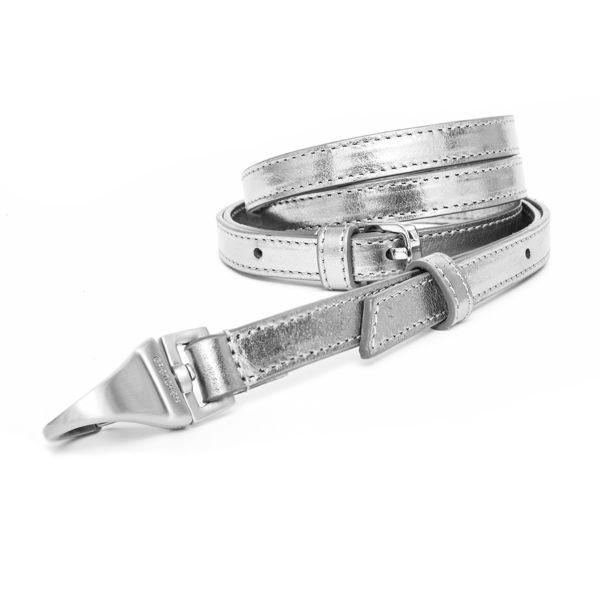 Gretchen - 14mm Shoulder Strap - Sparkling Silver