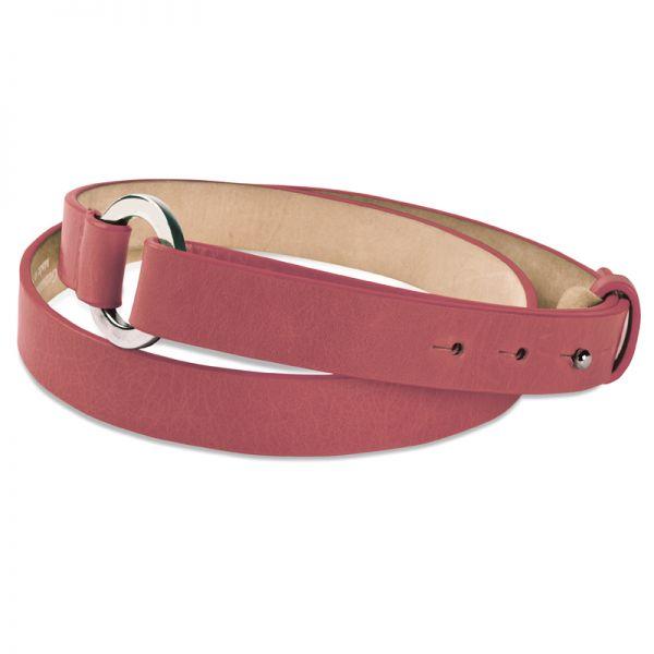 Gretchen - Loop Belt - Confetto Rose