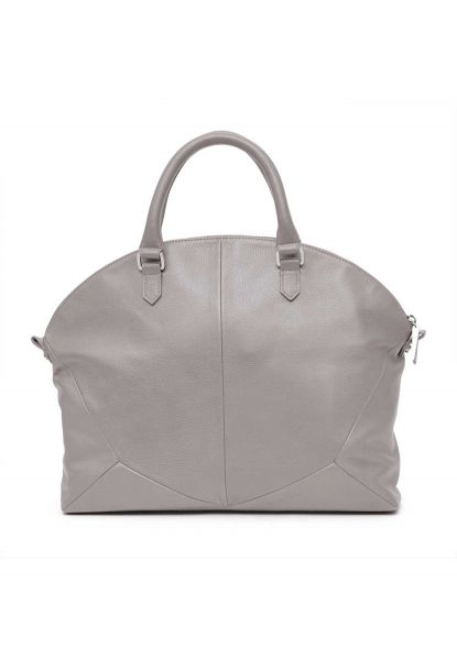 Gretchen - Timber Tote - Misty Gray