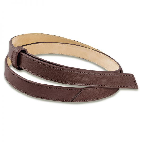 Gretchen - Belt Nine - Chocolate Brown