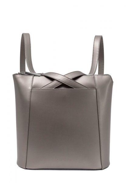 Gretchen - Crocus Midi Backpack - Anthracite Metallic