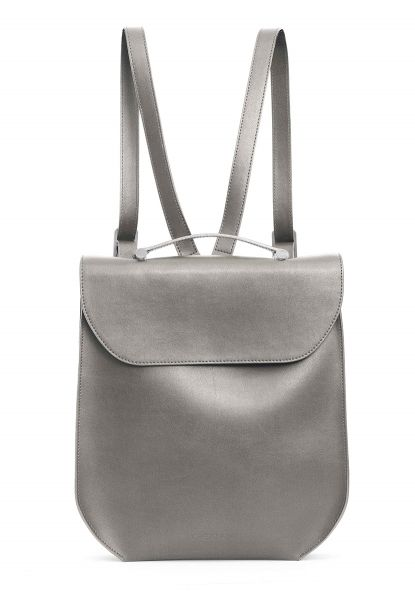 Gretchen - Calla Backpack - Anthracite Metallic
