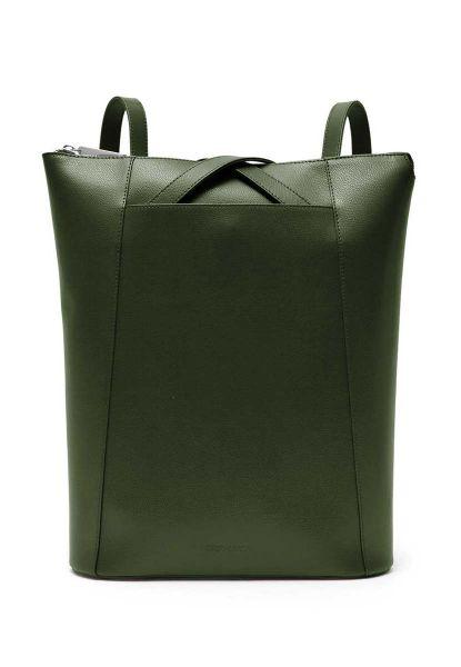 Gretchen - Crocus Backpack - Forest Green