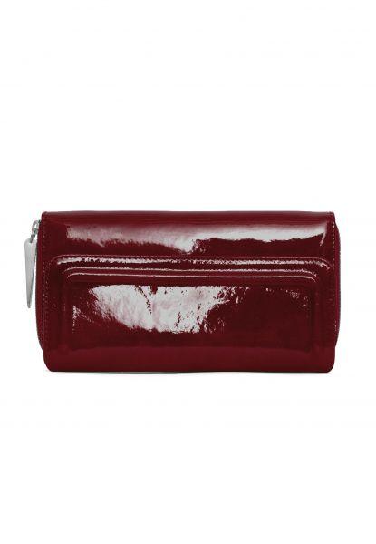 Gretchen - Tango Purse - Burgundy Red Patent