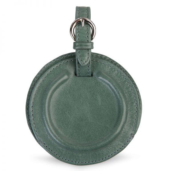 Gretchen - Tango Luggage Tag - Eucalyptus Green
