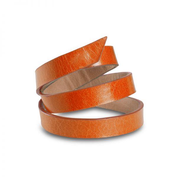 Gretchen - Triple Bracelet - Pumpkin Orange