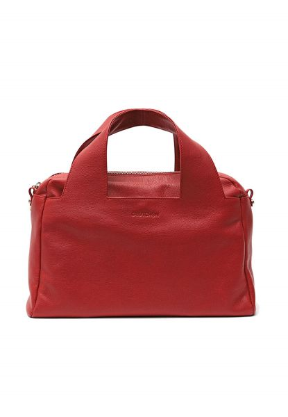 Gretchen - Ruby Tote Four - Cranberry Red