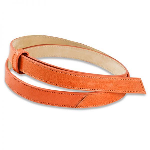 Gretchen - Belt Nine - Pumpkin Orange