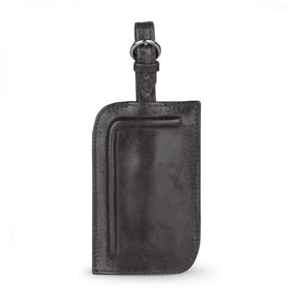 Gretchen - Tango Luggage Tag Two - Midnight Black