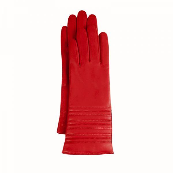 Gretchen - Handschuhe Six - Rich Red