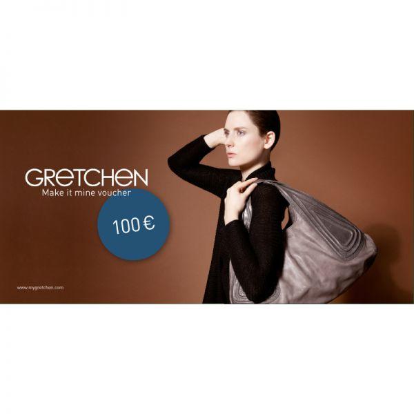Gretchen - Make it mine voucher - 100 Euro Gutschein