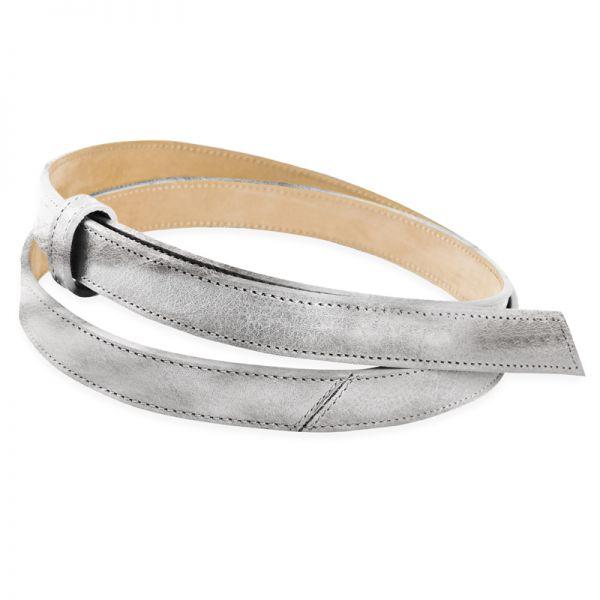 Gretchen - Belt Nine - Sparkling Silver