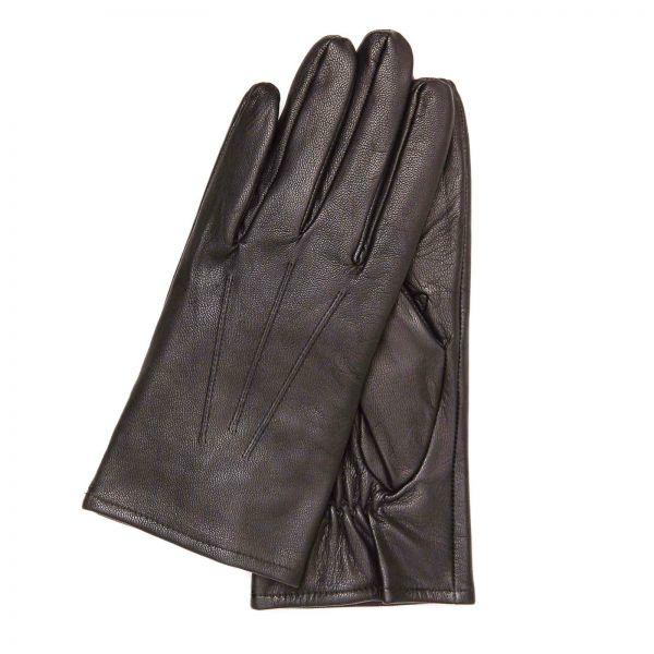 Gretchen - Herren Handschuh - Prag - black - 8,5