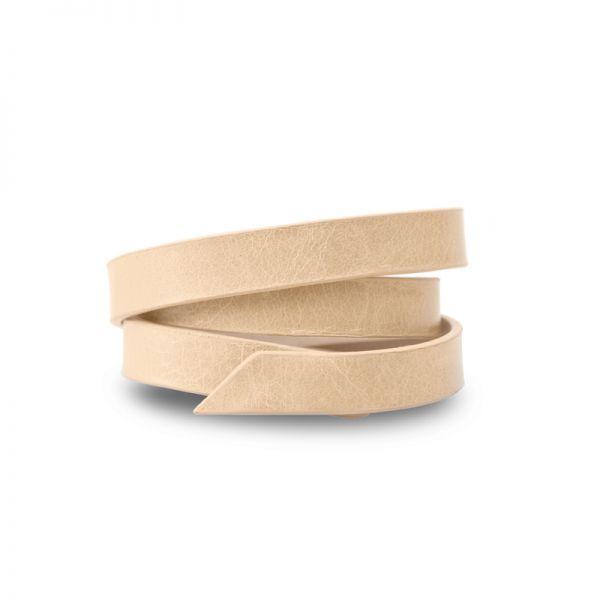 Gretchen - Triple Bracelet - Vanilla Sand