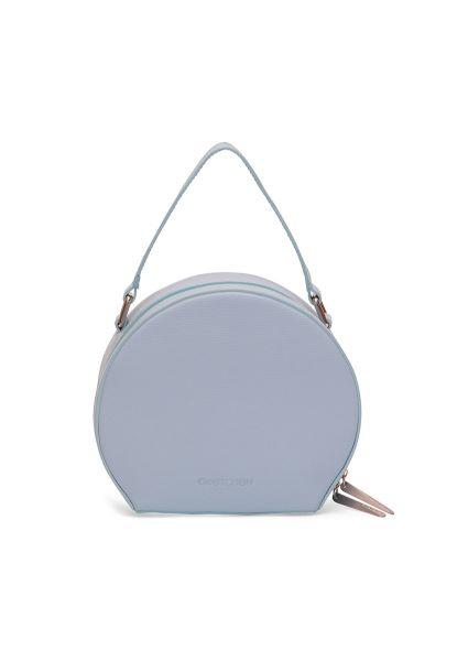 Gretchen - Ebony Shoulderbag Four - Frosted Blue