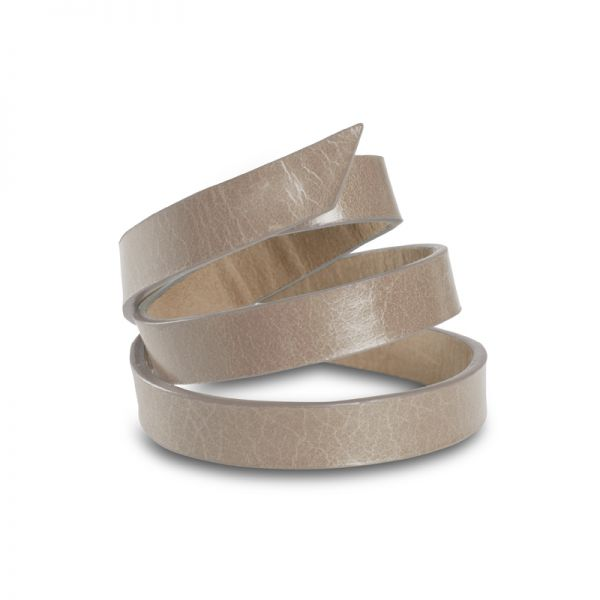 Gretchen - Triple Bracelet - Taupe