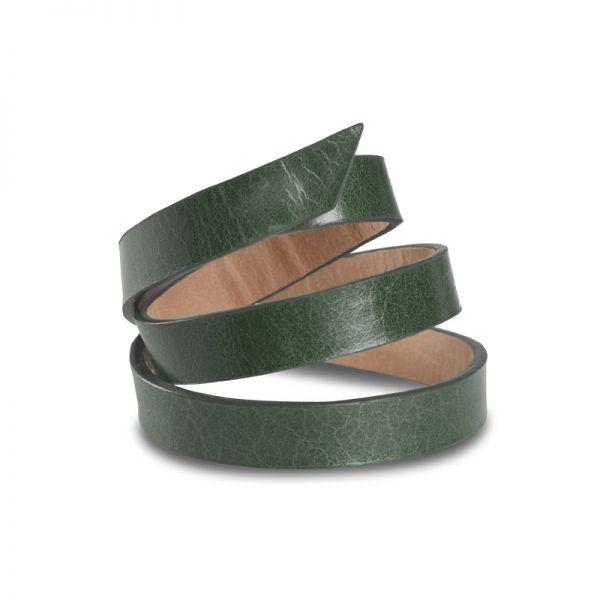 Gretchen - Triple Bracelet - Pine Green