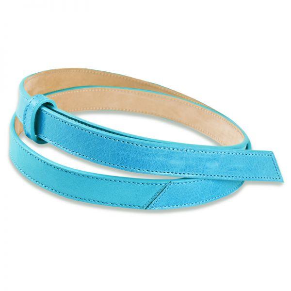 Gretchen - Belt Nine - Aqua Blue