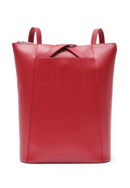 Gretchen - Crocus Backpack - Crimson Red